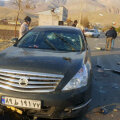 В Иране застрелен известный физик-ядерщик. Президент страны обвинил в его убийстве США и Израиль