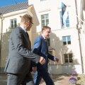 Taavi Rõivas võõrustab Soome peaminister Juha Sipilät