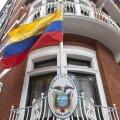 Riigikogulased Kõiv, Nool, Tuus-Laul ja Õunapuu on välislähetusel Ecuadoris