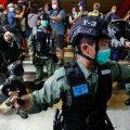 Hiina loob julgeolekuseaduse alusel Hongkongis riikliku julgeolekuameti