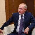 Vene riigiduumale esitati eelnõu Putini kahe ametiaja piirangust vabastamiseks ka presidendivalimiste seaduses