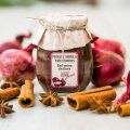 Kuressaare Kuursaali punase sibula vürtsmoosil aitavad kirsid malbemat joont hoida