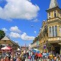 Kümnendad Rakvere linnapäevad tulevad rikkaliku programmiga