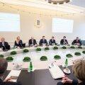 Uus valitsus Stenbocki majas 2.05.2019
