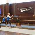 Vehklejate treeningsaal