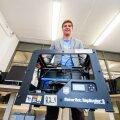 Школы Эстонии получат неисправные 3D-принтеры из США?