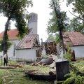 Oma suurima purustava jõu saavutas 2010. aasta maru Väike-Maarjas.
