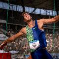 Kristjan Čeh viis sellel hooajal oma isikliku rekordi 70 meetrini.