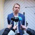 DELFI VIDEO: Karilaid Loone taandamisest: garantiikirjade juhtum jõudis juhatuse lauale liiga hilja