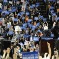 Bernie Sanders võttis eelvalimistel lääneosariikides kolm ülekaalukat võitu