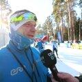 """DELFI VIDEO   Hannes Hermaküla jaoks algas Tartu maraton äpardusega: """"Kirusin end esimesed 15 kilomeetrit - lollakas, miks ma ei kontrollinud!"""""""