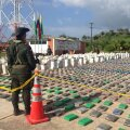 Colombias tabati riigi ajaloo suurim kokaiinikogus