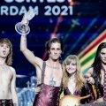Måneskin võitis Eurovision 2021