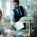 """Põnevussarja """"Äraostmatud"""" keskmes on Adrian Dunbar (Ted Hastings) ja Martin Compston (Steve Arnott)."""