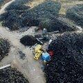 В случае возгорания хранилища покрышек на Раади придется эвакуировать треть Тарту