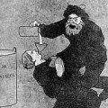 """1. Autor teadmata, tn Karl August Hindrey, Sädemed 4/1912 (üleval) """"Rishski Westnik"""" seletas, et õigeusu palweraamatute ümberpanemine Eesti ja Läti keelde nagu usuteotus tundub ja need, kes õigetusku on, parem Wene ja Slawoni keele pähe peaks õppima."""" (all) """"Wõi jumalat julgeb oma keeles paluda! Küll ma sulle need ainsad keeled suhu panen, et sa edasi jumalat ei teotaks!"""""""