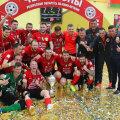 Valgevene saalijalgpall: Viten on taas riigi tugevaim klubi!