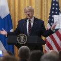 Donald Trump vastab Zelenskõi skandaali kohta