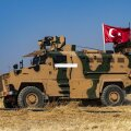Trump andis Türgile operatsiooniks Kirde-Süürias vabad käed