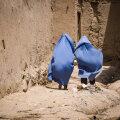 Afganistani naised Kabulis.