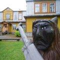 Kalevipoja Muuseum Käpa külas Jõgevamaal