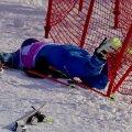 MK-etapil teadvuse kaotanud ja kopteriga haiglasse viidud USA mäesuusataja elu pole ohus