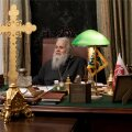Moskva Patriarhaadi Eesti Õigeusu Kiriku juht, metropoliit Kornelius