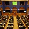 Rein Lang luges täna riigikogus ette ametist lahkumise kõne
