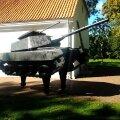 Kummaline tank Kõue mõisas