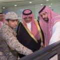 VIDEO: Saudi Araabia moodustas 34 riigist koosneva terrorismivastase koalitsiooni