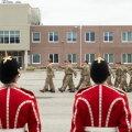 Королевский танковый полк обновил ядро боевой группы НАТО в Эстонии