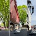 VIDEO | Kuhu minna? Autojuhid blokeerivad süüdimatult jalgratturitele mõeldud sõidurada