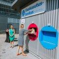 Uuskasutuskeskus avas jäätmetekke vältimiseks kogumismajad Pärnus ja Tartus ning need on plaanis avada ka Tallinnas ja Narvas.