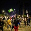 Nigeeria suurimas linnas Lagoses avasid sõdurid väidetavalt meeleavaldajate pihta tule