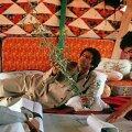 Eneseküllane diktaator: Liibüa pikaaegne pealik Muammar Gaddafi poseeris Michael Kirtleyle 1970ndatel. (Foto: Michael Kirtley)