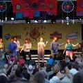 Laupäeva peaesinejate hulka kuulunud Pamyua pani eestlased tantsima nii laval kui ka lava ees.