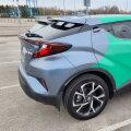 """""""Bolt Drive"""" kirjadega auto Haabersti jäähalli parklas 3.mai hommikul"""