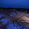 Robbie Williamsi kontsert Tallinnas