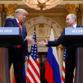Ajaleht: Soome luure võis Trumpi ja Vladimir Putini vestlust salaja pealt kuulata