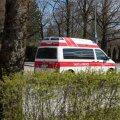 Kiirabi viis eile liiklusõnnetustelt haiglaisse seitse inimest (pilt on illustratiivne).