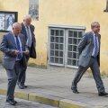 ФОТО: Кто пришел на прием по случаю Дня России в посольство РФ