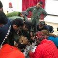 Indias kadunud mägironijaid otsivalt helikopterilt nähti viit surnukeha