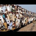Uskumatu VIDEO | Need on maailma kõige ülerahvastatumad rongid — aga mahub veel!