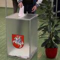 В Литве завершились выборы президента: явка превысила 56%