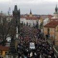 Tšehhis algas riiklik leinaaeg Václav Haveli mälestuseks
