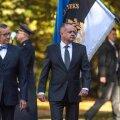 Eestis on visiidil Slovakkia president Andrej Kiska