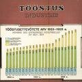 Statistiline album 1925, Tööstusettevõtete arv