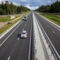 Eesti maanteesõlmed, Kose, Tallinn - Tartu maantee