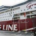 Viking Line'i uue laeva kruiisireisijad saavad maksuvaba viina alles tagasisõidul osta