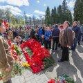9. mail kogunes pronkssõduri juurde tuhandeid inimesi